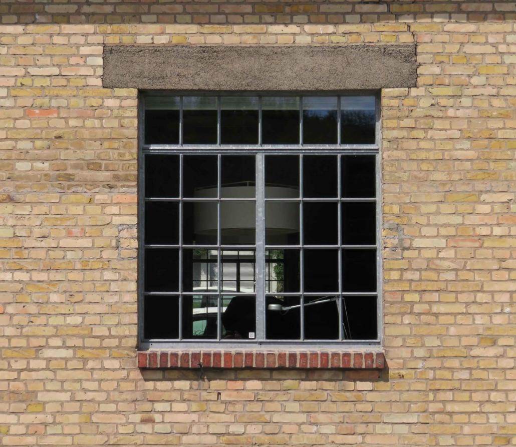Stahlfenster, Loft Fenster, zweiflüglig stulp, mit Oberlicht kipp