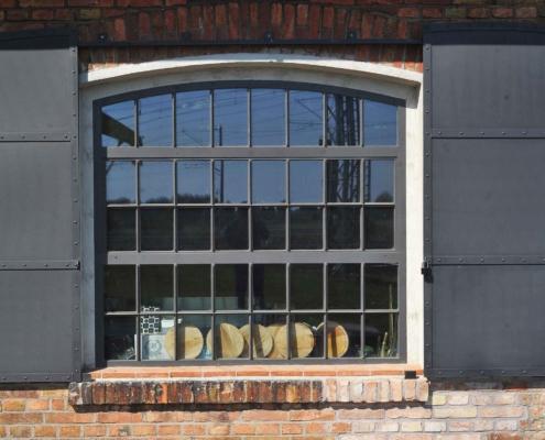 Stahlfenster Industriedesign