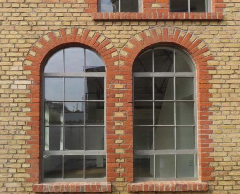wärmegedämmte Loftfenster Fabrikfenster, Industriedesign