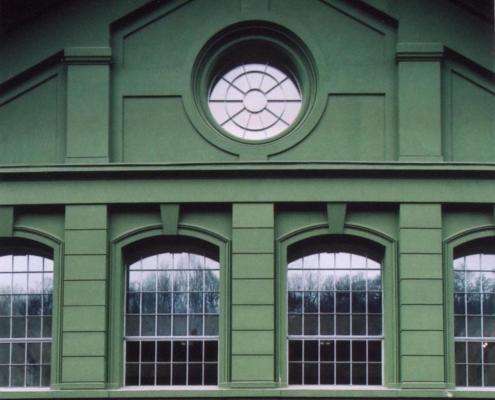 Stahlfenster Industrieverglasung