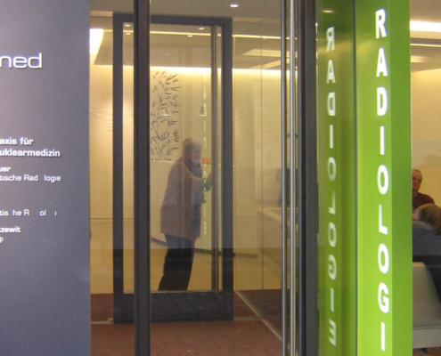 Stahl-Eingangstür wärmegedämmt Idustrial Style